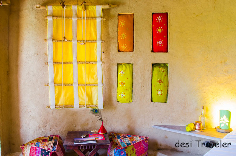 Colorful curtains katran work Lakshman Sagar