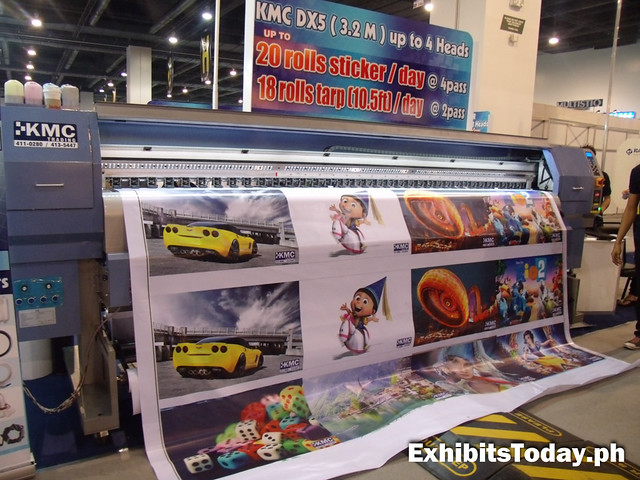 KMC Trading Tarpaulin Printer