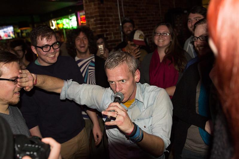 Gloom Balloon at Duffy's Tavern | 10-9-2014