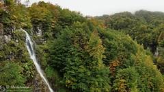 Valle del Castellano in autunno (Monti della Laga - Abruzzo)