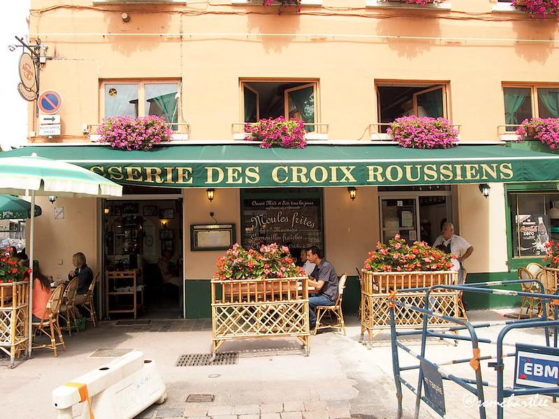 Cafe de croix