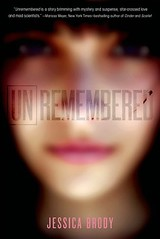 UnRemembered by Jessica Brody - Signed!