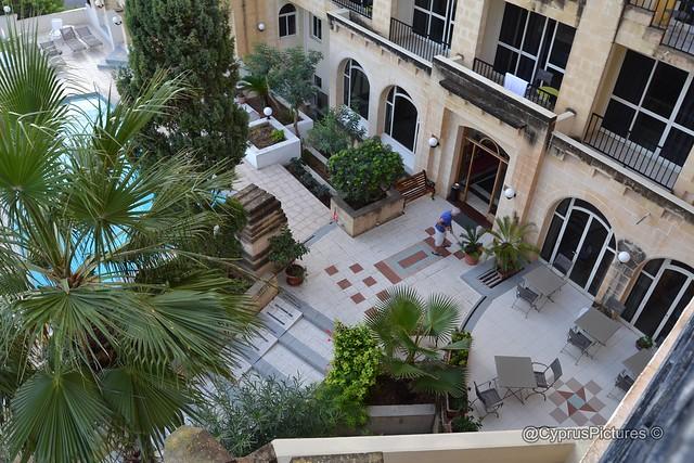 Malta - Day 2 Il Palazzin Hotel, Qawra