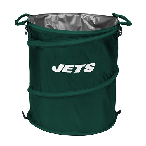 New York Jets Trash Can Cooler