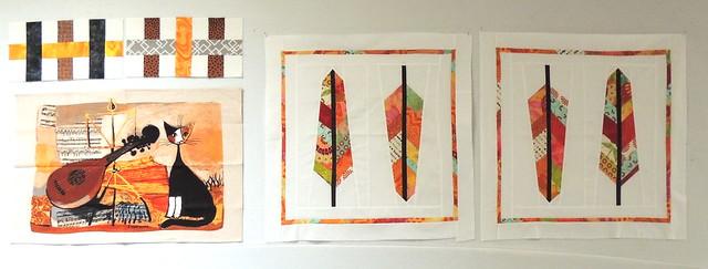 Design Wall - 10/11/2014
