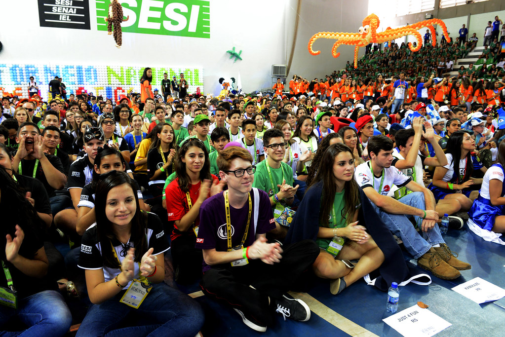 Torneio Nacional de Robótica 2017
