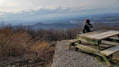 #enjoying a #missioncomplete Besides #two #trees the #lookout #overlook is #completely #clear