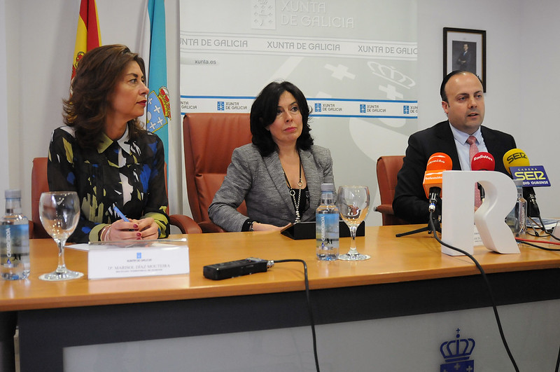 O Plan de Banda Larga e R facilitarán o acceso a redes a 4 polígonos de Ourense