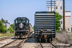 IC 1034 | EMD SD70 | CN Memphis Subdivision