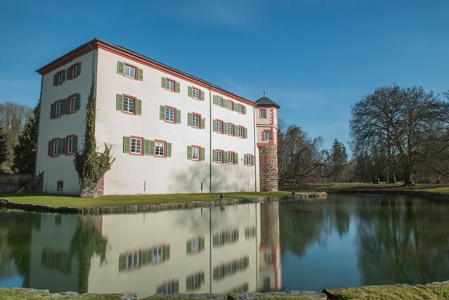 Schloß Eichtersheim, Angelbachtal