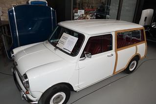 1966 Austin Mini 850 Traveller
