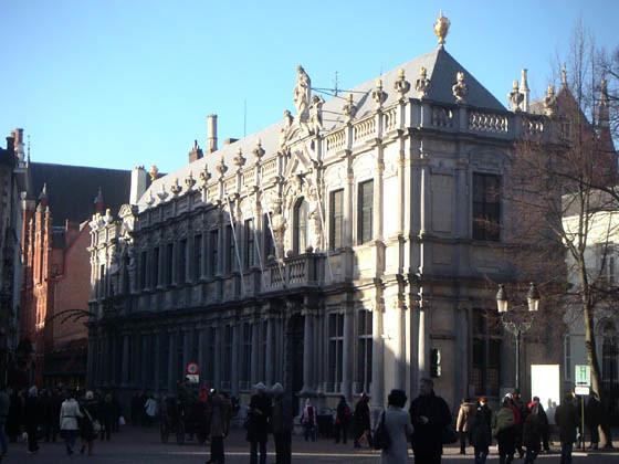 Palais de la Prévôté