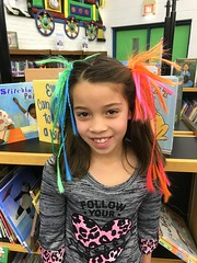 Wacky Hair Day - Read Across America Mar 1, 2017, 7-36 AM