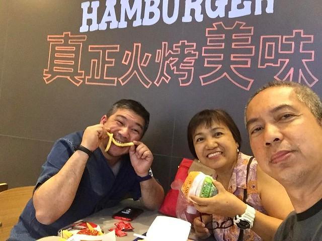 #LakToBaLina #teamperos #LiLiGetz #burgerking