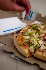 Domino's Pizza at ₹199/- WTW! It's Pizza Party time! The New Everyday Value Offer is insane #JabDilBoleyDominos Domino's Pizza India #ShivangiReviews