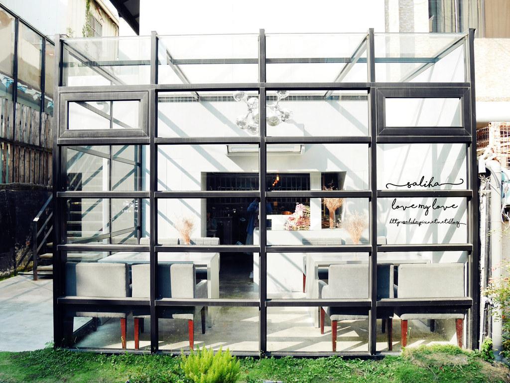 台中精誠二街超美玻璃屋偷偷 Toutou Cuisine下午茶咖啡館推薦 (12)