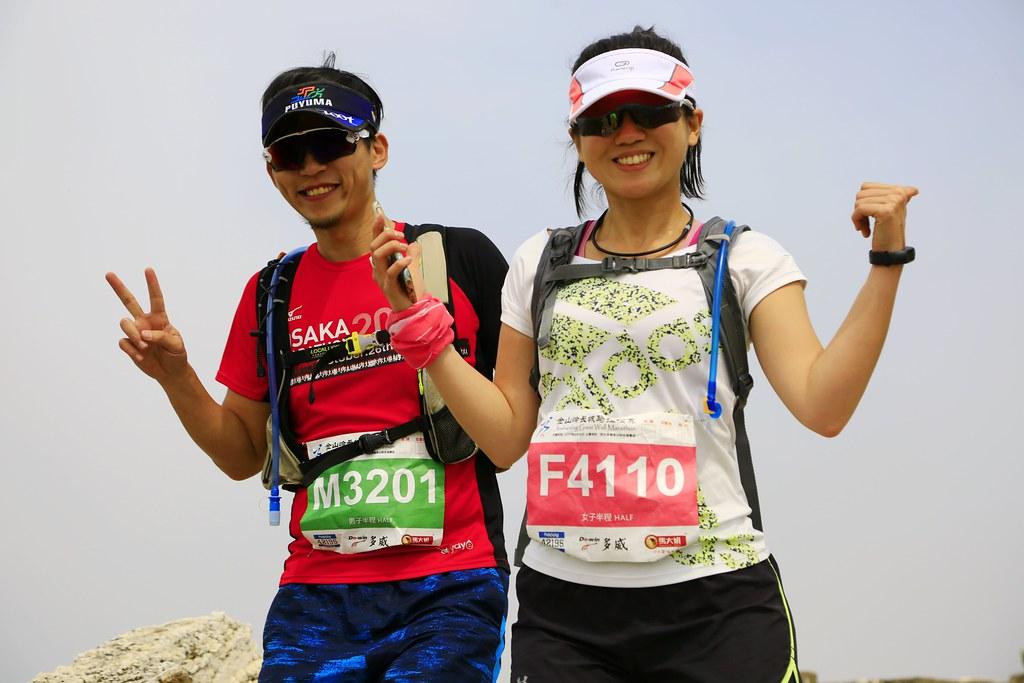 北京金山嶺長城馬拉松-攝影師照片-1