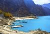Beautiful Atta Abad Lake
