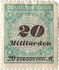 20 Billion marks