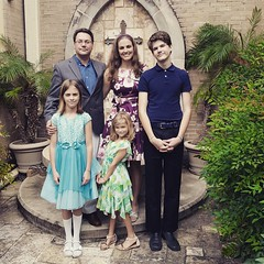#family on #easter #sunday in #sanantonio #texas.