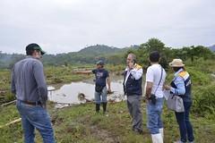 COE Cantonal atiende emergencia por lluvias en Chone