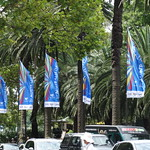 City banners