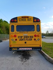 #3944 - 2002 Thomas Saf-T-Liner HD - Hillsborough County School Bus