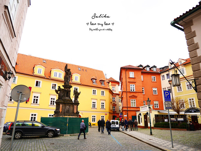 Prague Lesser Town捷克布拉格小區小城 (27)