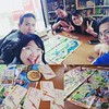 เมื่อวานไปเล่นบอร์ดเกมส์กะเพื่อนมา เควสมาสเตอร์ได้นักรบชายอย่างเก่ง แต่ถือคติไม่ฆ่าใคร และไม่ให้ใครฆ่าครับ!! โดดน้ำตาย เอวัง #boardgames #questmaster #morethanagamecafe #fun