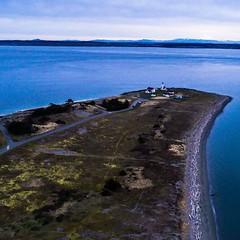 The Point Wilson Lighthouse. #adventureinspired #roamtheplanet #awesomeearth #earthfocus #wanderlust #pnwonderland #pnwspotlight #adventurecollectiveco #lighthouse #pointwilson