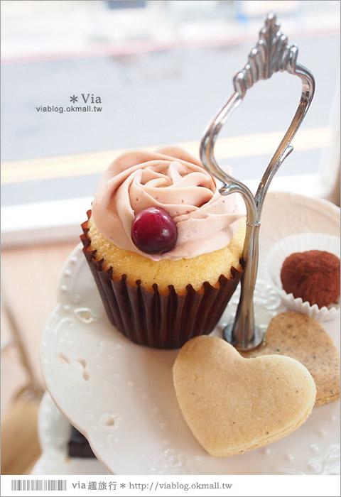 【台中下午茶推薦】甜點森林|Wilson's English Afternoon Tea英式下午茶~好味推薦!39