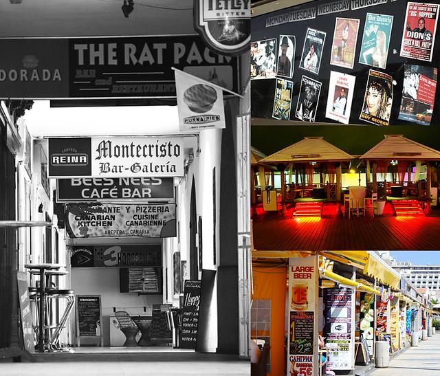 Bar Restaurant Montage 2