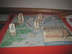 Leif Erickson Map