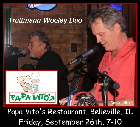 Truttmann-Wooley Duo 9-26-14