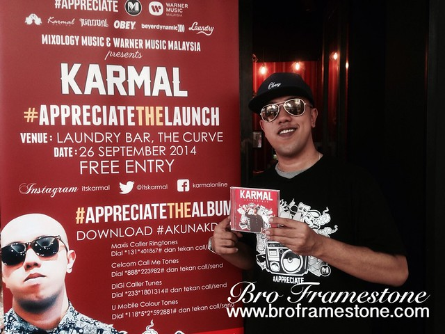 Showcase Karmal - Laundry Bar, The Curve