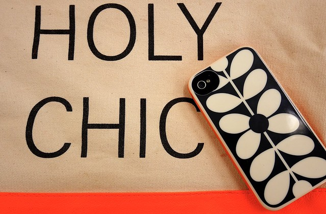 Three UK Orla Kiely iPhone 4 Case Accessories