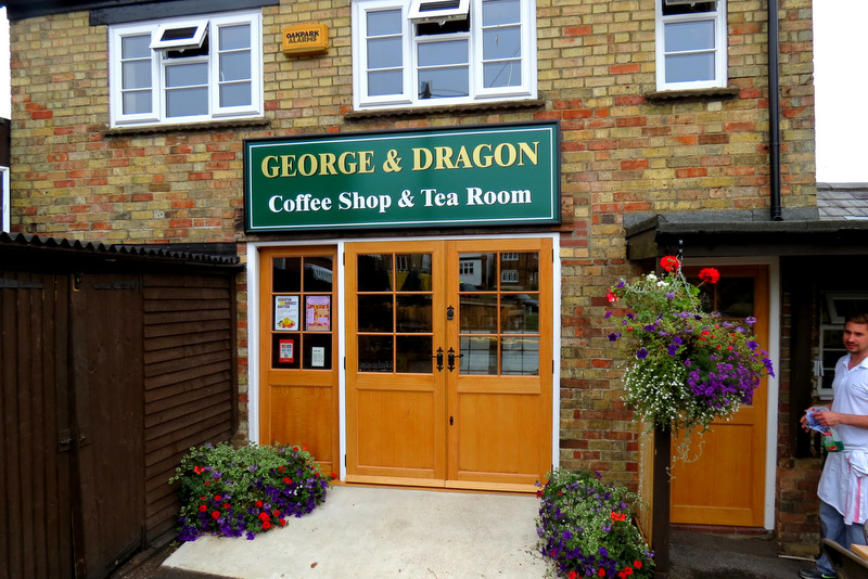 George and Dragon Quainton Review