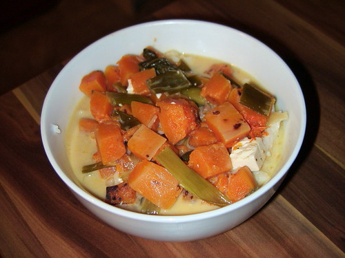 Butternut Squash and Coconut Stew