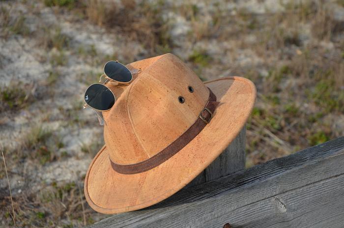sombrero corcho