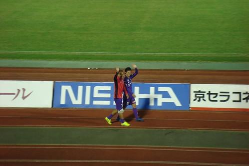 2014/09 J2第34節 京都vs横浜FC #02