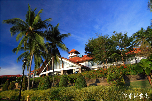 【沙巴住宿推薦】The Pacific Sutera Hotel太平洋舒特拉度假村《13遊記》