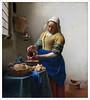 Johannes Vermeer. La lechera. h.1660-1661