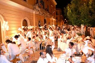Noicattaro. Cena in bianco 2014 front