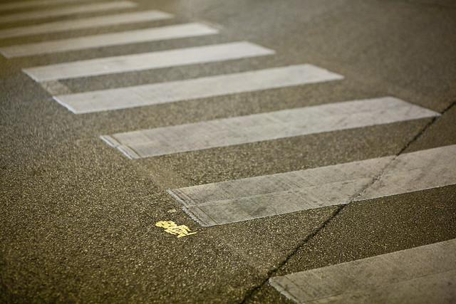 420/365 - Robot Crossing