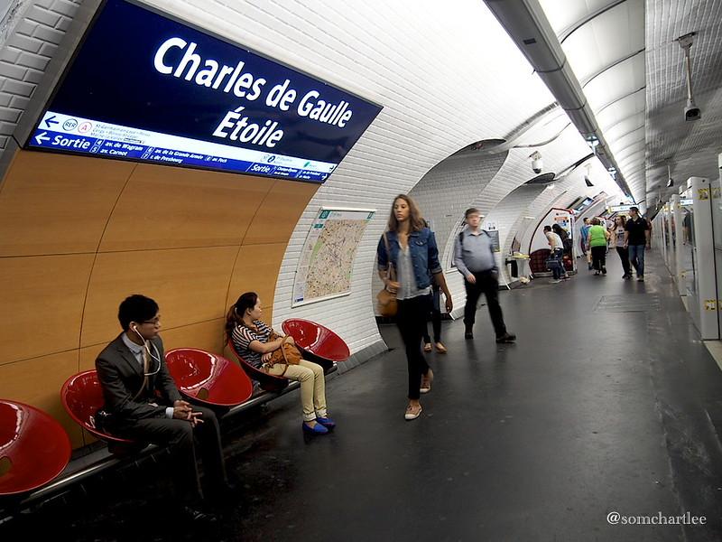 Charles de Gaulle etoile