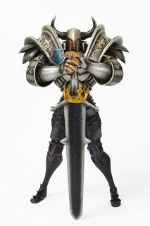 魔龍寶冠傳奇戰士立體化
