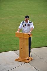 25 September 2014: E 1/46 Graduation Ceremony