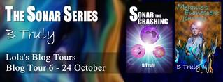 Sonar Series blog tour banner