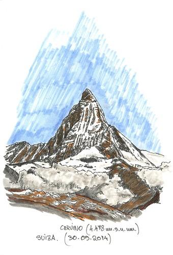 Cervino (4.478 m.s.n.m.)