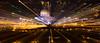 Le Dome du Rocher, Essai de zoom pendant la prise de vue